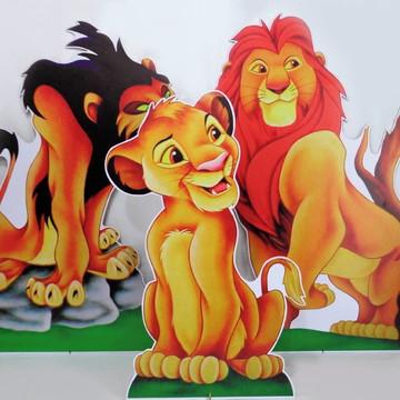 Enfeite de Mesa Rei Leão