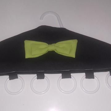 Cabide porta-bijou ou porta-echarpe com 6 argolas