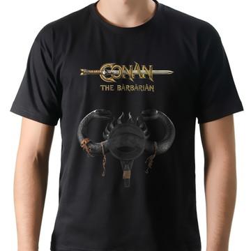 Camiseta Filme Conan O Bárbaro