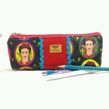 Estojo Paty Frida Kahlo