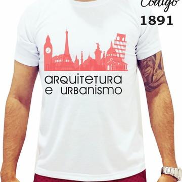 Camiseta- Arquitetura