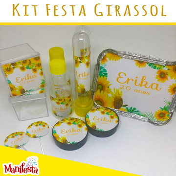 Kit Girassol