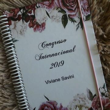 Caderno para Congresso