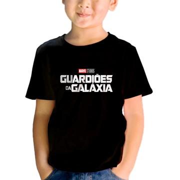 Camiseta Guardioes da Galaxia - Adulto e Infantil