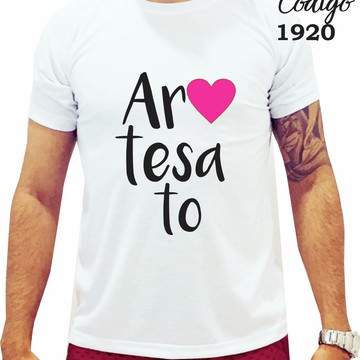 Camiseta - Artesão