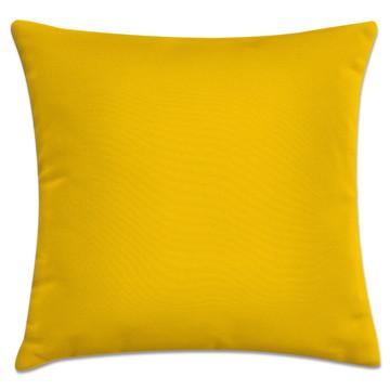 capa de almofada lisa cor unica