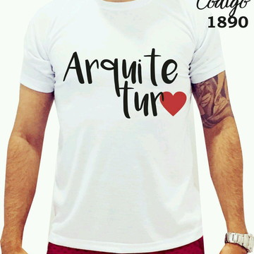 Camiseta - Arquitetura