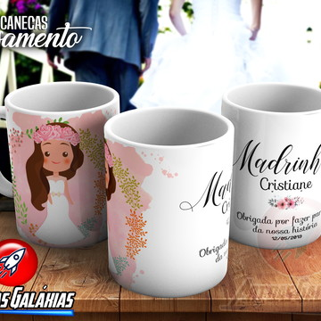 Caneca Casamento MOD09