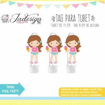 TAG PARA TUBET - POOL PARTY