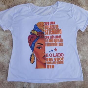 c6bba784e3 Camiseta mulheres - frases