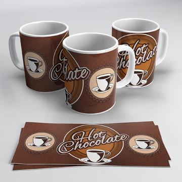 Caneca Hot Chocolate