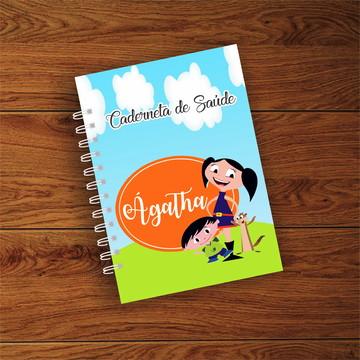 Caderneta de Vacinação Personalizada Luna