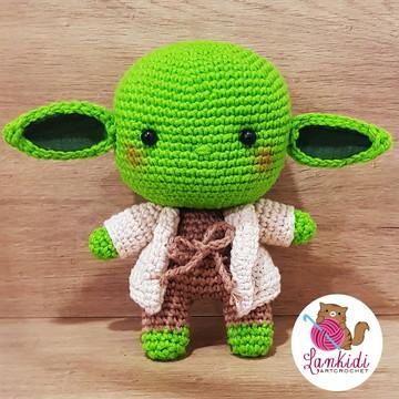 Fanart Mestre Yoda (Grande)