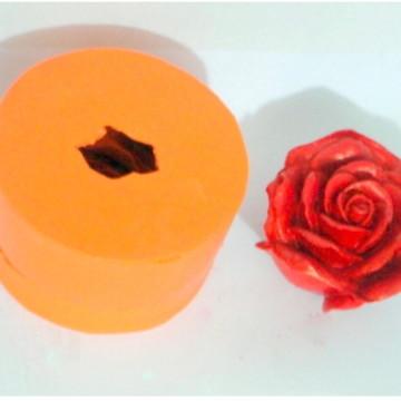Forma de silicone Rosa dos Marrocos Plus
