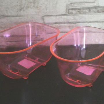 Banheira de acrilico Rosa