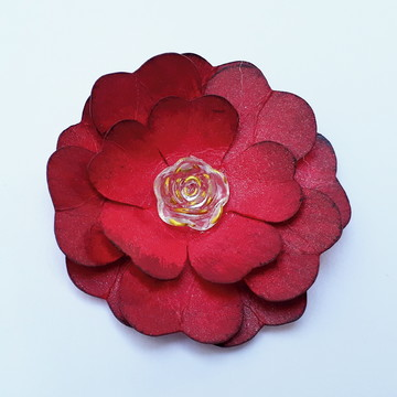 Gabarito de Flores Regiane Boppré nº 30