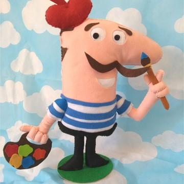 Pierre o pintor - Baby TV