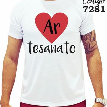 Camiseta - Artesão Artesanato