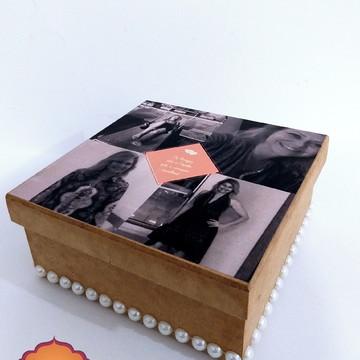 Caixa Memórias de Amiga