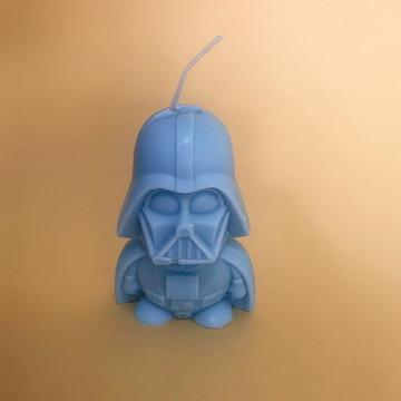 Vela Darth Vader - corpo - Polo Do Oriente