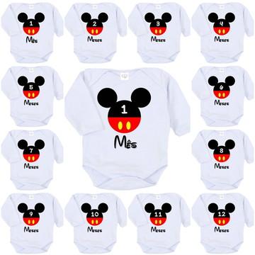 Body Mesversario Mickey