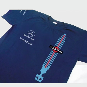 Camiseta - Williams Martini Racing F1