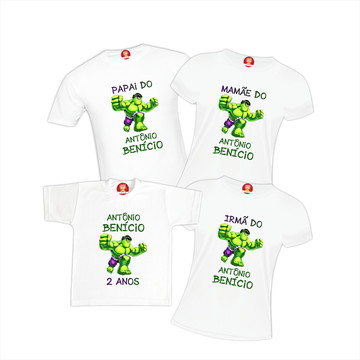Kit Festa Aniversário Hulk Vingadores