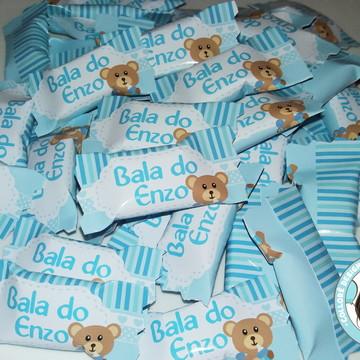 Balas Personalizadas (100 uni.)