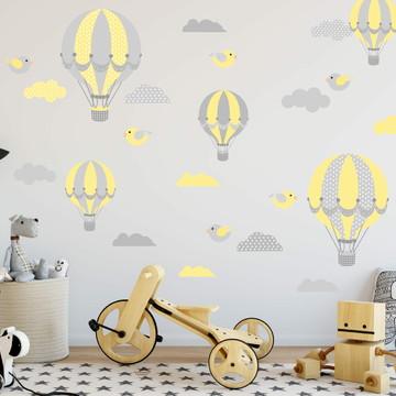 Adesivo balões