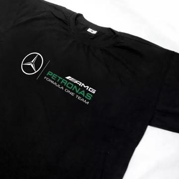Camiseta - Amg Mercedes Petronas F1 - Black