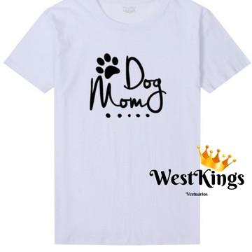 Camiseta Blogueiros Dog T-shirt Animal Baby look Amigo