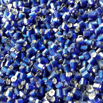 Vidrilho azul Royal brilhante