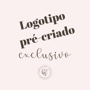 Logo/Logotipo Pré-Criada EXCLUSIVA - Leia as Informações