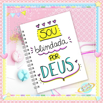 Planner Frases Colors (Permanente)