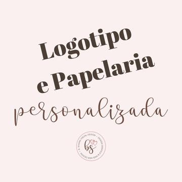 Criação de Logo/Logotipo e Papelaria - Leia as Informações