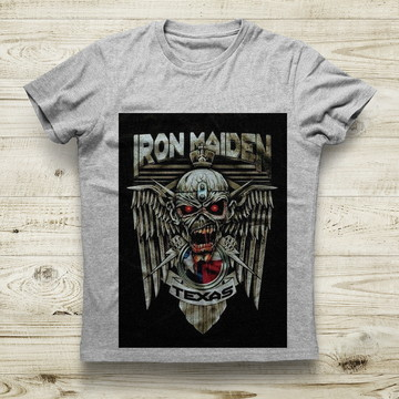 Camiseta Rock Iron Maiden