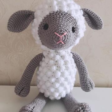 Amigurumi Ovelha (Sheep Gurumi)