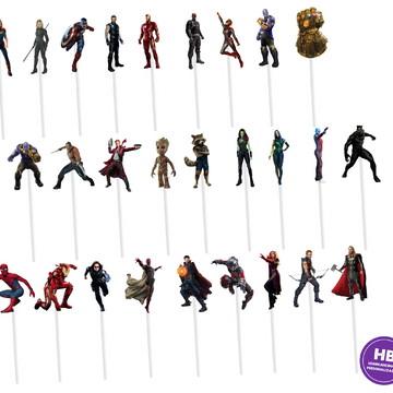 Topper Vingadores