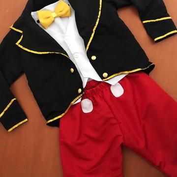 Fantasia Infantil Mickey Magico
