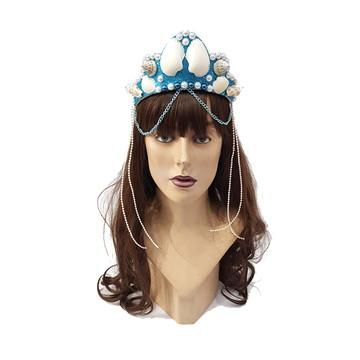 Coroa Sereia Luxo