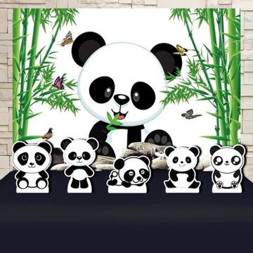 Decoração PANDA