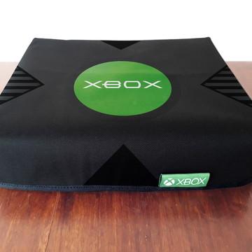 Capa Antipoeira Xbox One FAT classico protetora