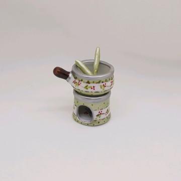 Mini panela para fondue