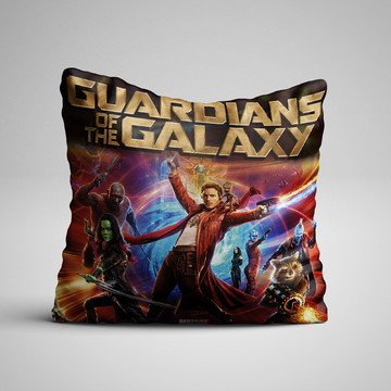 Almofada Guardiões da Galáxia