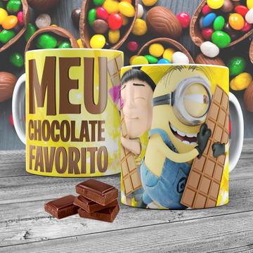 Caneca Meu Chocolate Favorito