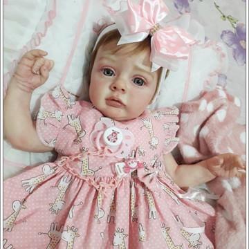 b695eb892 Bebe Reborn Mimo Baby Reborn Camile