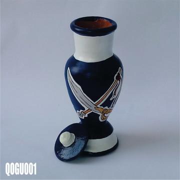Quartinha Ogum (QOGU001) umbanda candomblé axé fé