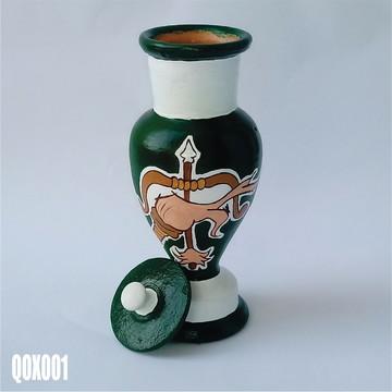 Quartinha Oxóssi (QOX001) umbanda candomblé axé fé