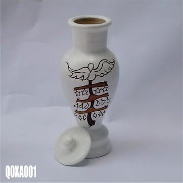 Quartinha Oxalá (QOXA001) umbanda candomblé axé fé