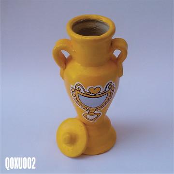 Quartinha Oxum (QOXU002) umbanda candomblé axé fé